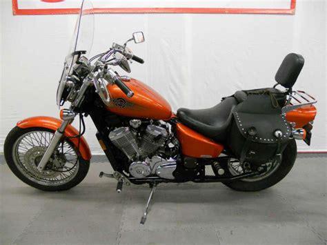 2005 honda shadow 600 2005 honda shadow vlx deluxe 600 vt600cd for sale on