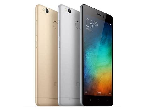 Xiaomi Redmi 3 Situshp Xiaomi Redmi 3 Pro With 3gb Of Ram Fingerprint Sensor Launched Technology News