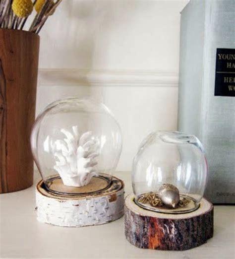 creative decorating ideas  tree stump interior