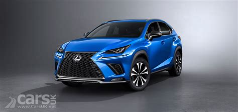 lexus nx 2018 suv 2018 lexus nx suv facelift debuts in shanghai as lexus tweak their best seller cars uk