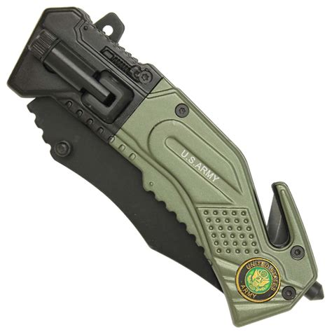 assisted tactical knives assist led tactical us army rescue assisted opening