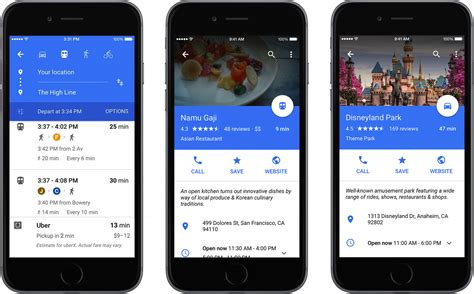 design a google map google maps redesign bringing android style and uber