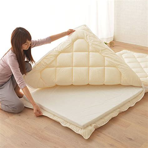 How To Make A Japanese Futon by Emoor Washable Futon Mattress Shikibuton Azfs Rollaway Beds Shipped Within 24 Hours