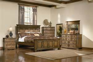 Ashley Barn Barnwood Bedroom Sets