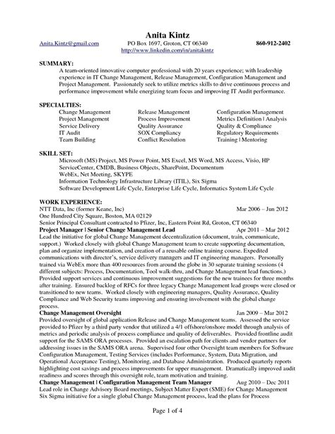 change management resume template camelotarticles