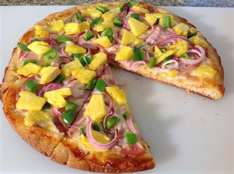 hawaiian comfort food hawaiian pizza how to make hawaiian pineapple pizza recipe