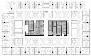 Office Tower Floor Plan by Al Hilal Bank Tower Abu Dhabi