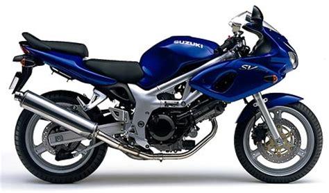 2002 Suzuki Motorcycles 2002 Suzuki Sv650s