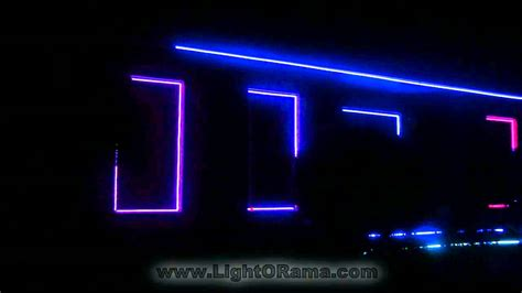 light o rama rgb flood rgb ribbonsoflight youtube
