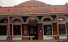 Big nose kate s saloon in tombstone it was originally called the