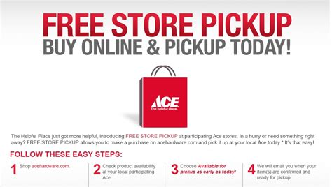 Visa Gift Card Pickup In Store - 75 off ace hardware coupon code ace hardware 2018 codes dealspotr