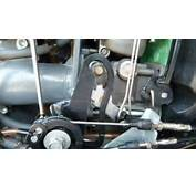 Honda 75 Throttle &amp Gear Cable Adjustment Help Needed
