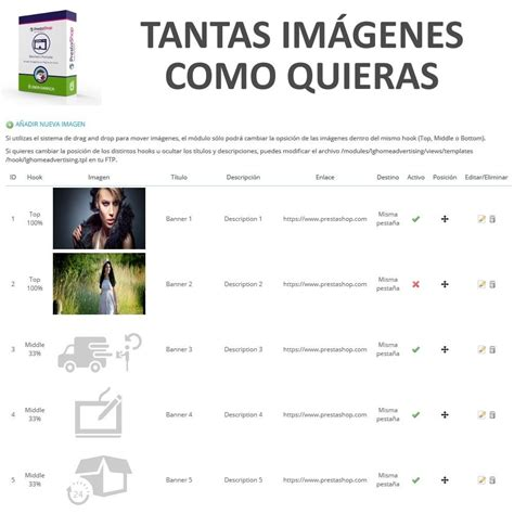 imagenes responsivas html banners portada a 241 adir im 225 genes en p 225 gina de inicio