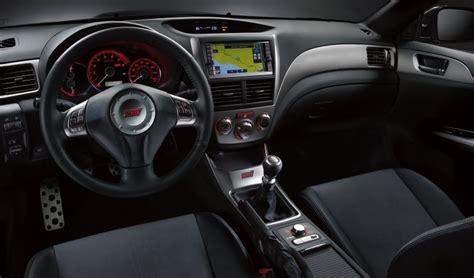 2008 Subaru Wrx Interior by 2008 Subaru Impreza Wrx Sti Pictures Cargurus