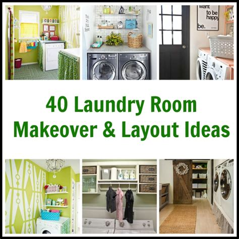 diy laundry room ideas 40laundryroom bigdiyideas