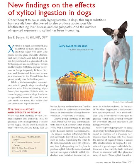 xylitol dogs xylitol warning for puppies