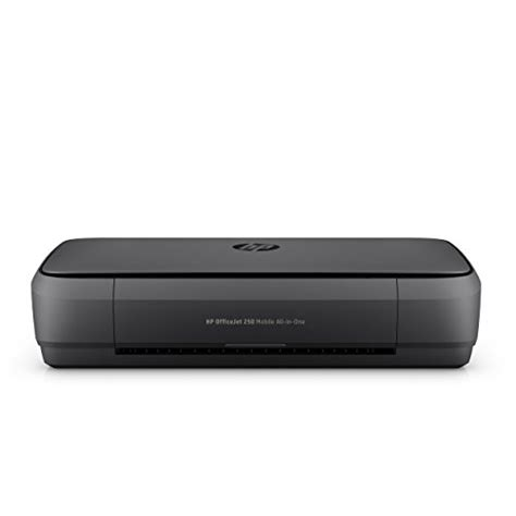 Wifi Portable Hp hp officejet 250 all in one portable printer with wireless mobile printing cz992a desertcart
