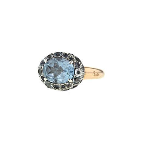 pomellato tabou pomellato tabou ring 323747 collector square