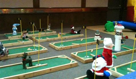 Home Decor Trade Show by A Mini Golf Course Theme Options Available Carnivals