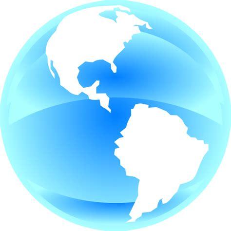 Blue World blue world clip at clker vector clip