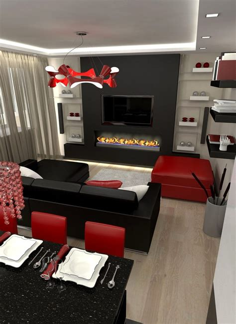 red black and white living room decor room decorating red and black living room furniture best 25 black living