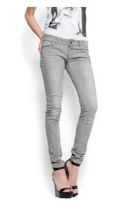 light grey pants women s mango jeans mango women s skinny ripped gray 59 99