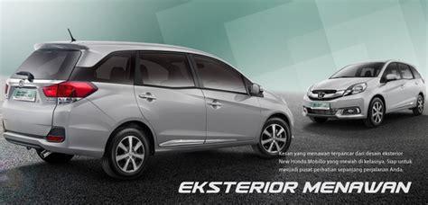 Kaca Spion Honda Mobilio pilihan warna interior dan harga new honda mobilio 2016