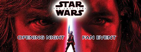 opening fan event wars majestic bay theatres ballard wa