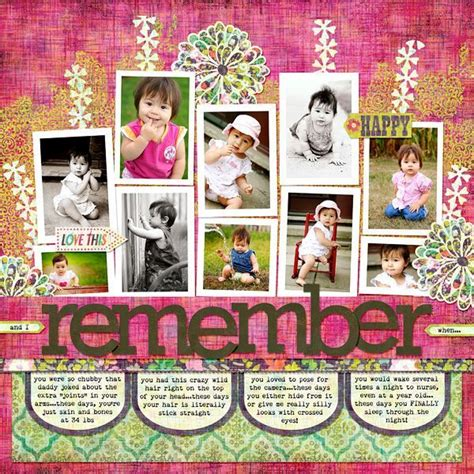scrapbook layout for many pictures 70 best scrapbook layouts with multiple photos images on