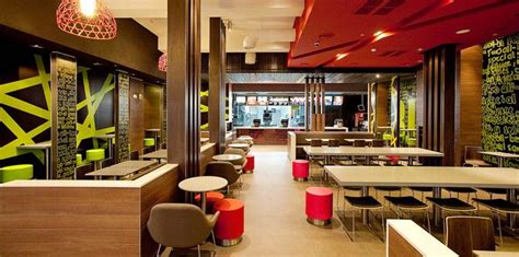 Mcdonald Interior Designer by Mcdonald S Form Style Prototype Australia Design