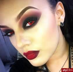 halloween red eye contacts 1000 ideas about halloween makeup vampire on pinterest