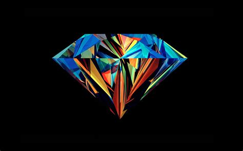 diamond abstract hd abstract  wallpapers images