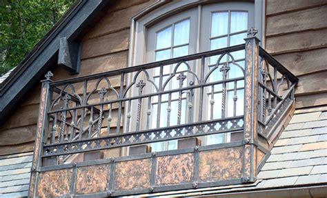 bay window custom balcony railing monarch custom doors