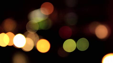 bokeh lights smooth bokeh lights free hd stock