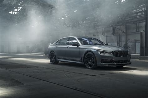 2019 bmw b7 bmw debuts the 2019 alpina b7 exclusive edition tailored