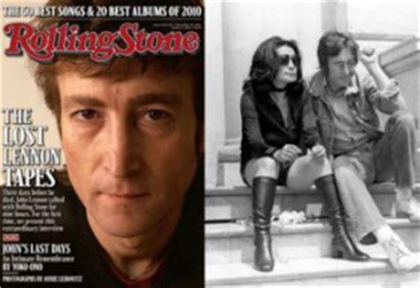 john lennon biography rolling stone rolling stones releases final lennon s interview