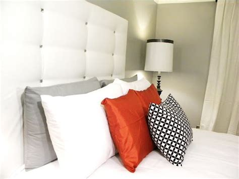 white plush headboard diy headboards color patterns and patterns on pinterest