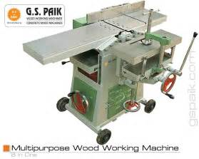how to build wood machinery pdf plans