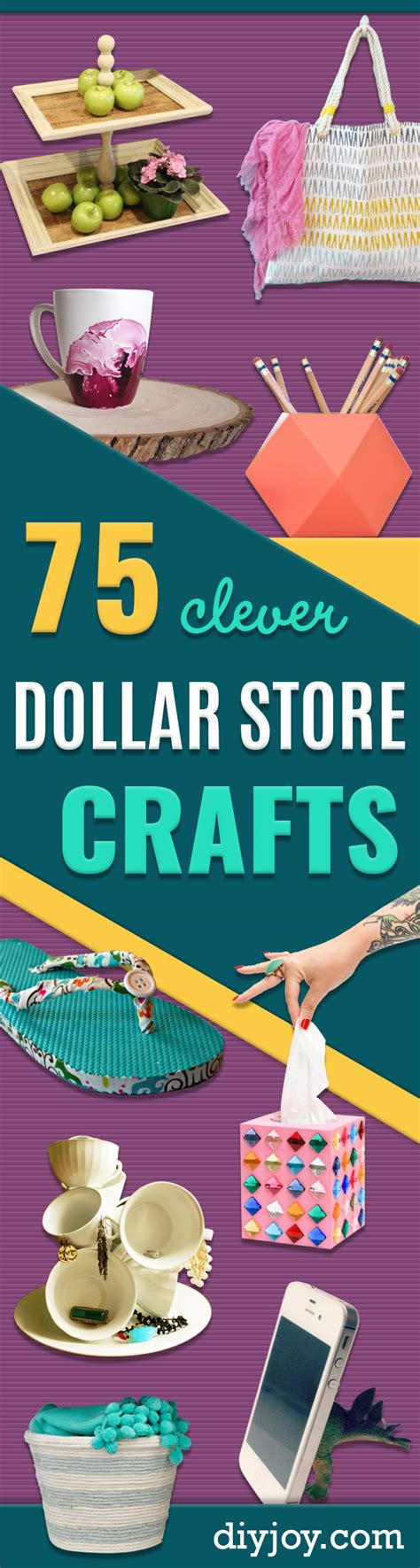 dollar store crafts for the 75 absolute best dollar store crafts