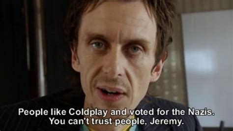 Peep Show Meme - peep show 21st century angst summed up in six mark and