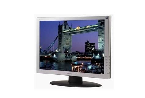Monitor Led Chimei chimei cmv221d 22 inch lcd review monitors lcd