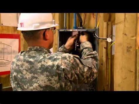 12r Interior Electrician army careers 12r interior electrician