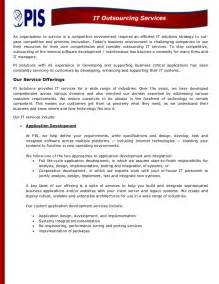 software services business proposal