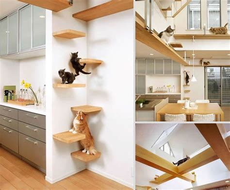 Platform Beds With Stairs 21 Muebles Para Amantes De Animales Dom 233 Sticos Marcianos