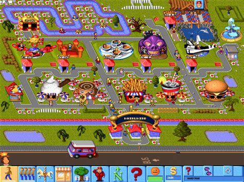 theme park cheats theme park pc trucchi e codici