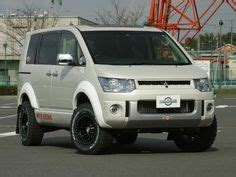 Gamis Delisha D5 delica cars i want to drive 4x4 cars and