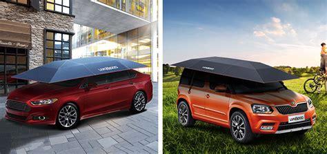 protect  car  lanmodo portable auto tent