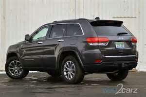 2015 jeep grand limited 4x4 review web2carz