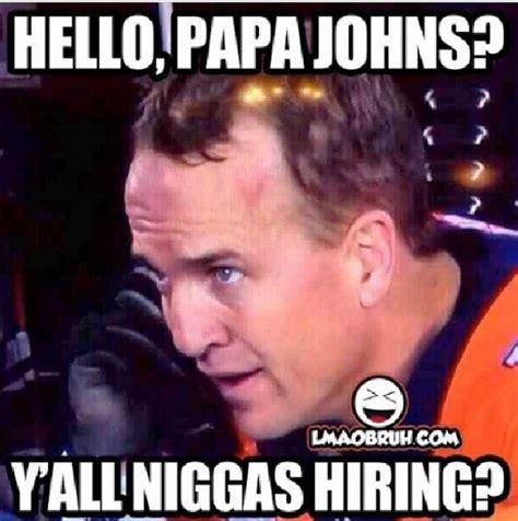 Peyton Manning Meme Superbowl - broncos super bowl 50 2016 memes