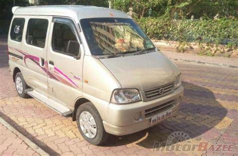 Suzuki Versa Used Maruti Suzuki Versa Dx1 8 Seater 15156040517155846